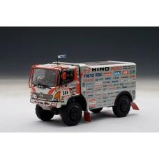 Hino 500 Series Dakar Rally 2012