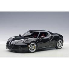 Alfa Romeo 4C 2013 (glossy black)