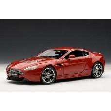 Aston Martin V12 Vantage 2010 red
