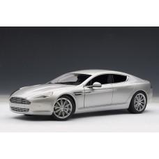 Aston Martin Rapide 2010 silver