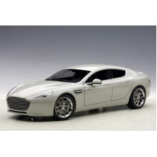 Aston Martin Rapide S 2015 (silver fox)