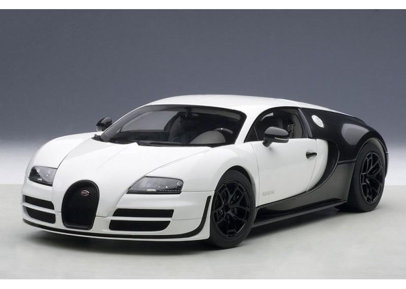 Bugatti Veyron Super Sport Pur Blanc Edition 2012 (matt ...