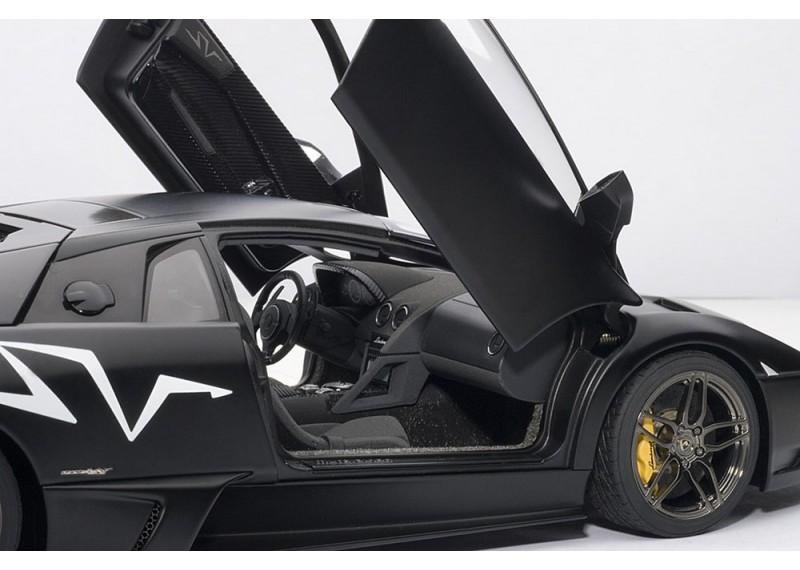 Lamborghini Murcielago LP670-4 SV 2009 (matt black)