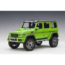 Mercedes-Benz G500 4X4 2016 green