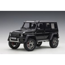 Mercedes-Benz G500 4X4 2016 (gloss black)