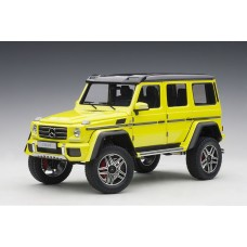 Mercedes-Benz G500 4X4 2016 yellow