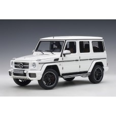 Mercedes-AMG G63 2017 (gloss white)