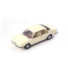 BMW 2200ti Garmisch Bertone Germany-Italy 1970 beige