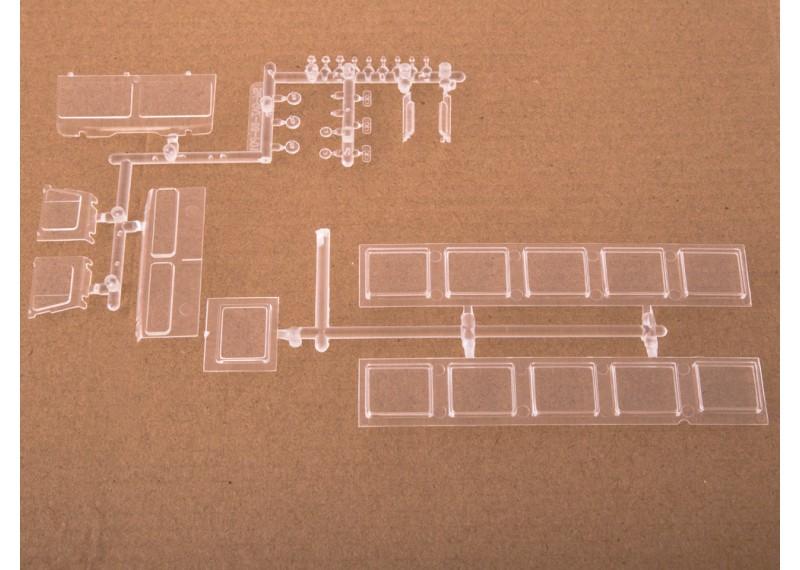 Сборная модель Передвижной стоматологический кабинет КСП-2001