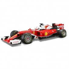 Ferrari SF16-H - Sebastian Vettel - 2016