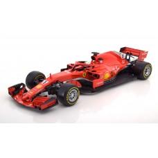 Ferrari SF18-T F1 - Sebastian Vettel - 2018