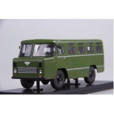 Армейский автобус АС-38, хаки