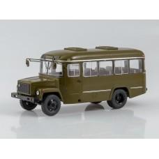 Армейский автобус КАвЗ-3976 (хаки)