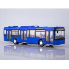Городской автобус МАЗ-203 (синий)