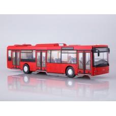 Городской автобус МАЗ-203 (красный)