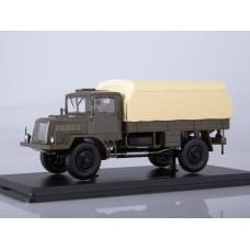 Tatra-128N бортовой с тентом