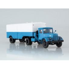 МАЗ-200В с полуприцепом МАЗ-5217