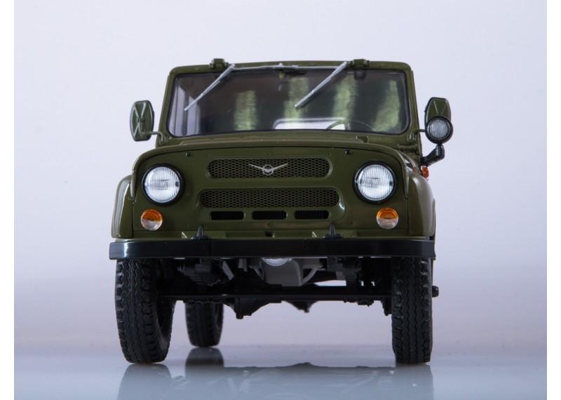 УАЗ-469 (31512) хаки