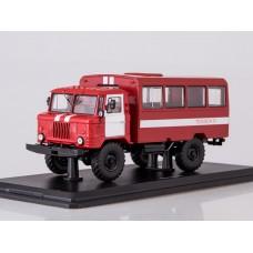 Вахтовый автобус (66), пожарная служба