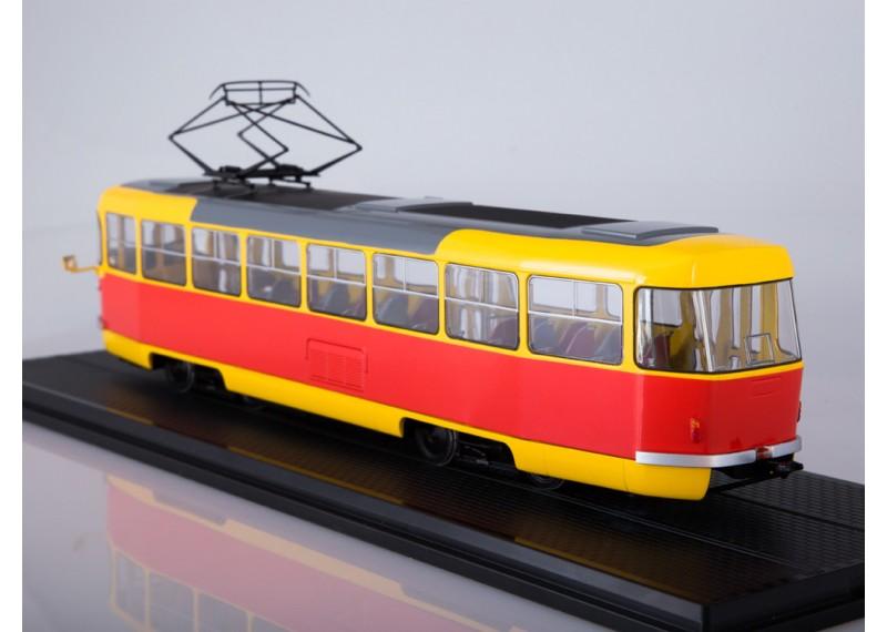 Трамвай Tatra-T3SU